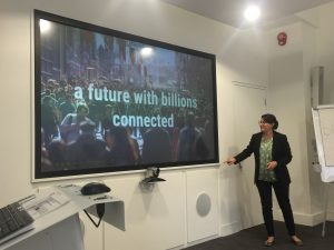 Liz Sproat describes Google's vision for education
